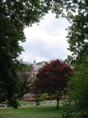 А это просто уголок Праги близ Вышеграда
