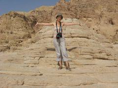Израиль, Парк Тимна - копи царя Саломона, недалеко от Эйлата
