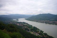 Излучина Дуная.