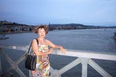 Ветер с Дуная. Вечер в Будапеште.