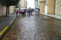 Первый день в Праге.