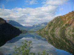 Небесные и земные фъорды Норвегии