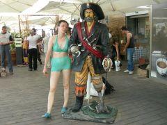 С пиратом на Мёртвом море