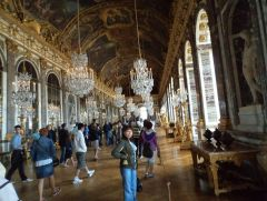 В залах Версаля