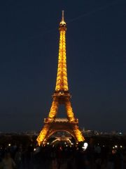 Сказка ночного Парижа
