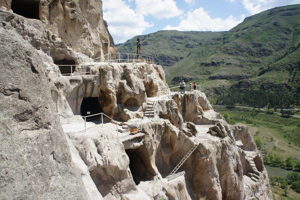 DSC02832  Грузия скальный город Вардзия .JPG