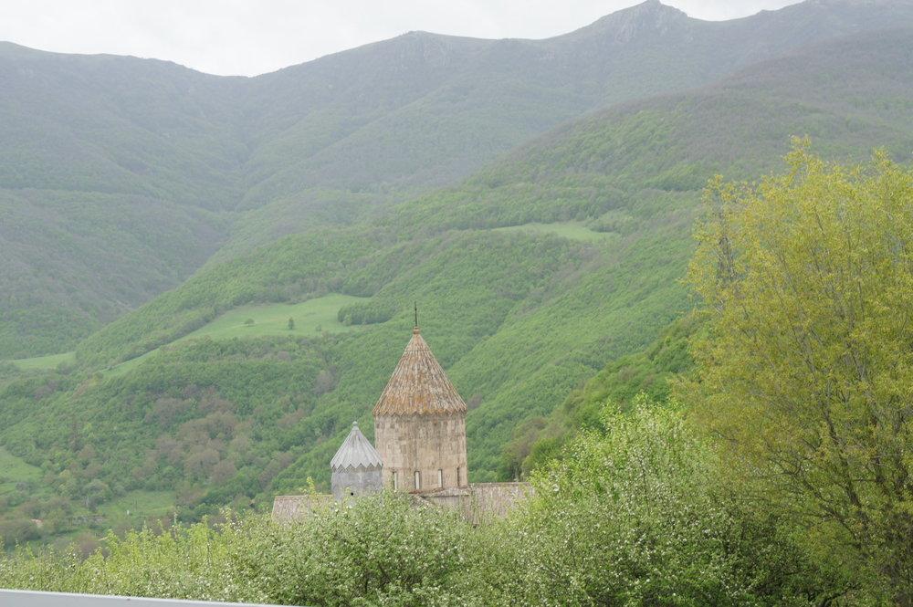 DSC03573  Армения  монастырский комплекс %22Татев%22  .JPG