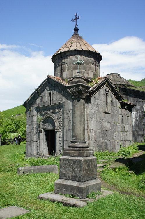 DSC03754  Армения монастырь Ахпат .JPG
