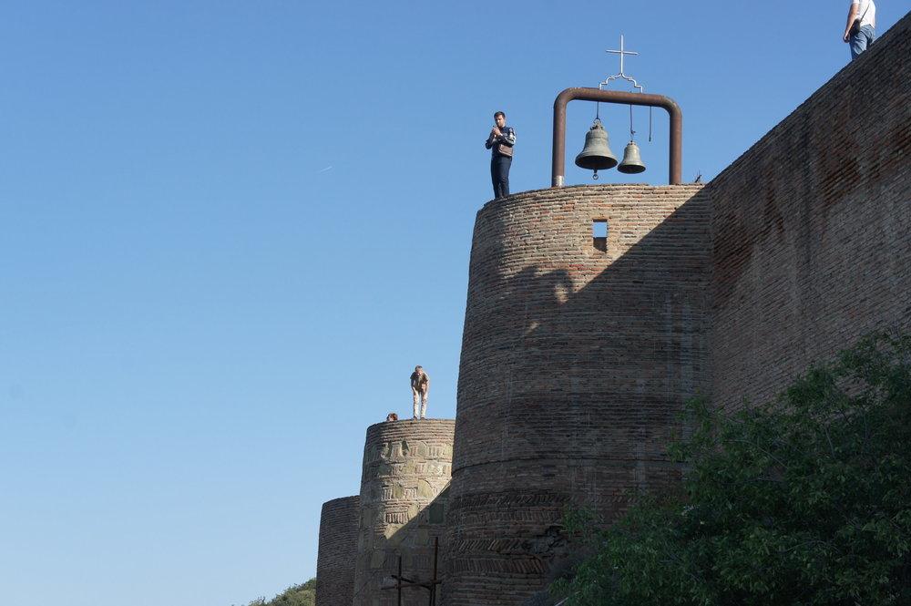 DSC02728  Грузия Тбилиси крепость Нарикала .JPG