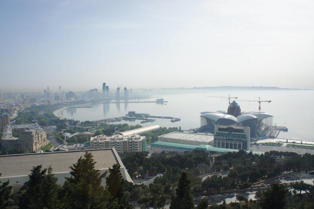 DSC03008  Азербайджан Баку  .JPG