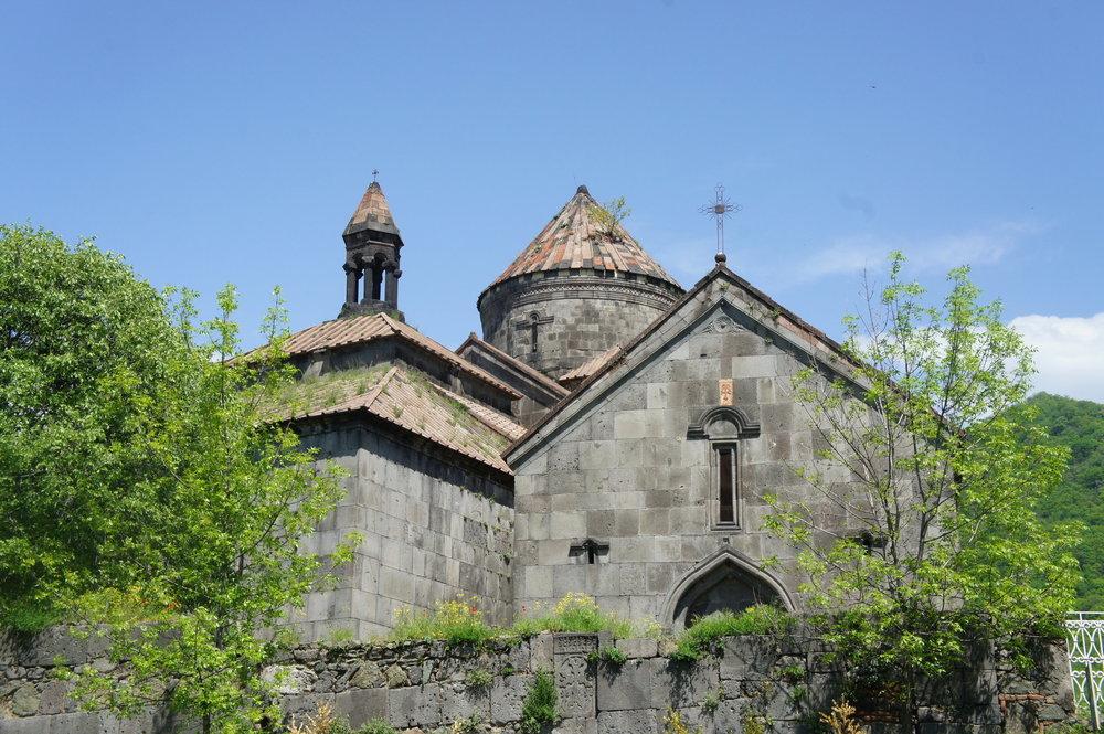 DSC03759  Армения монастырь Ахпат .JPG