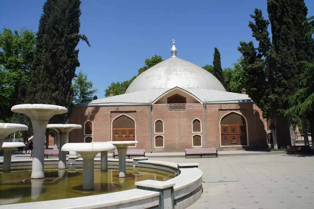 DSC02925 Азербайджан  Гянджа   мечеть ШахАббасмашиди .JPG