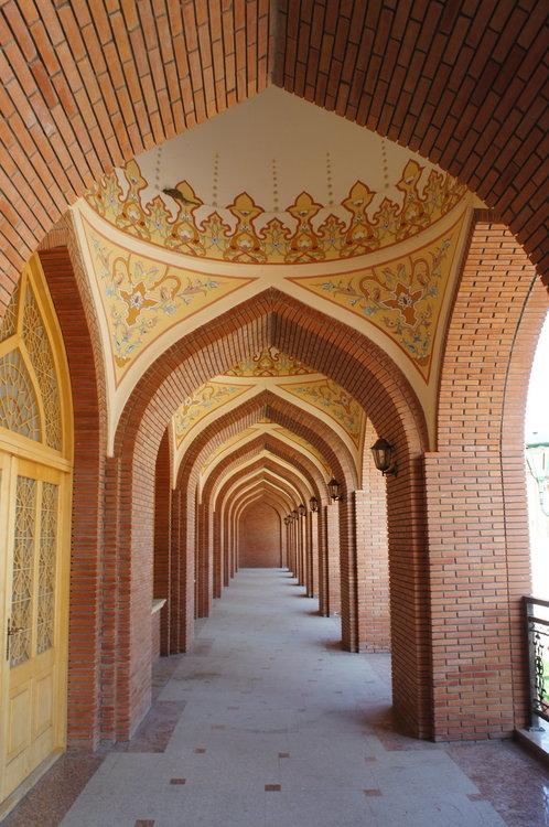 DSC02948  Азербайджан комплекс-паломническая мечеть %22Имам-Заде%22  .JPG