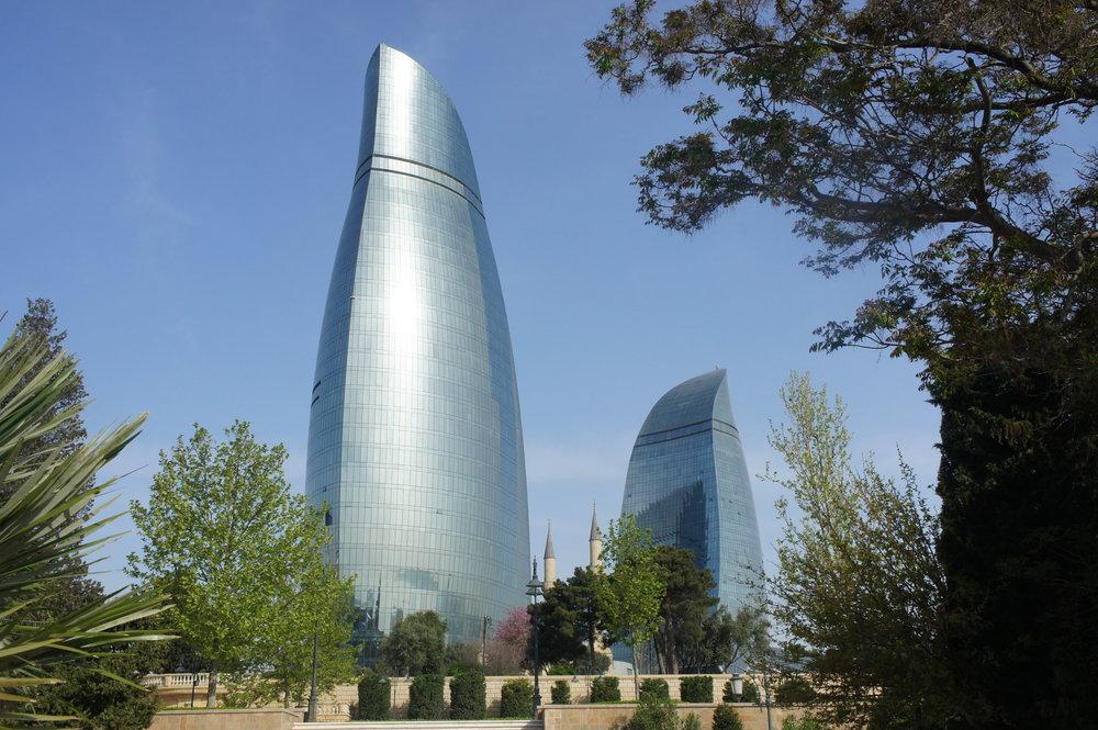 DSC03006  Азербайджан Баку  .JPG