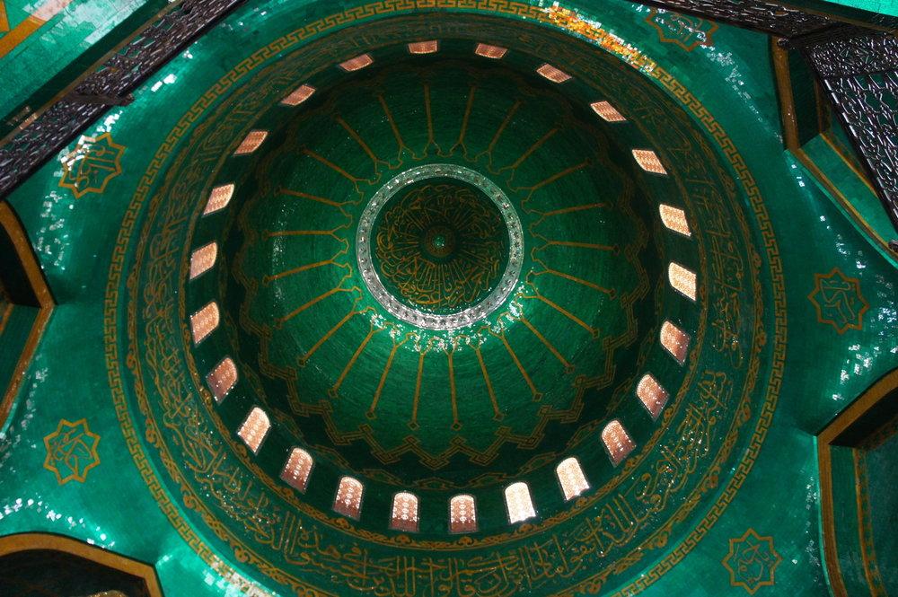 DSC03126 Азербайджан мечеть Биби Айбат.JPG