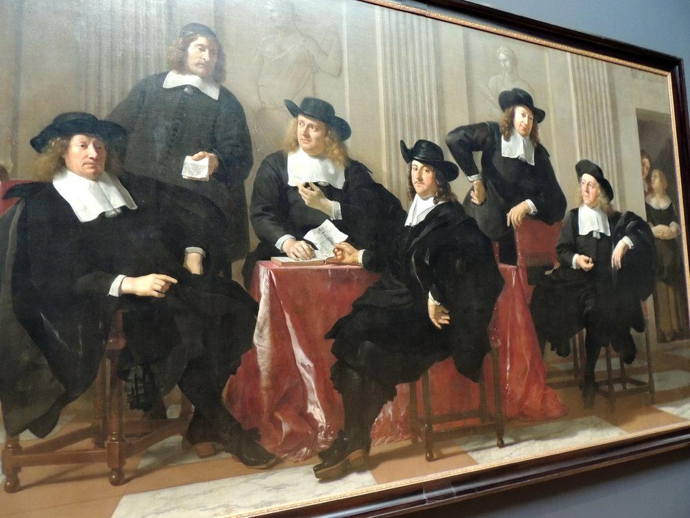 DSCN9664-Дюжарден Карел-Регенты Спинхуиса и Ниуэ Верхиис в Амстердаме-1669.JPG