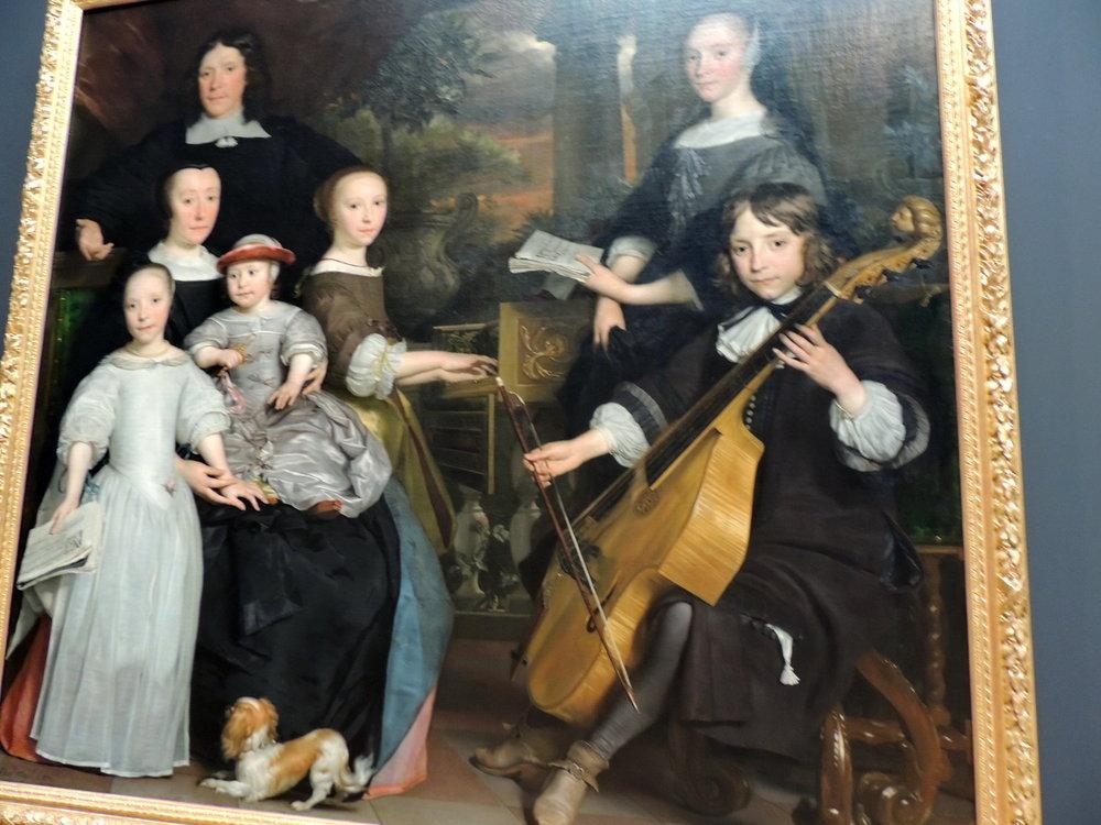 DSCN9668-ван ден Темпель-торговец в Амстердаме, со своей семьей-1671.JPG