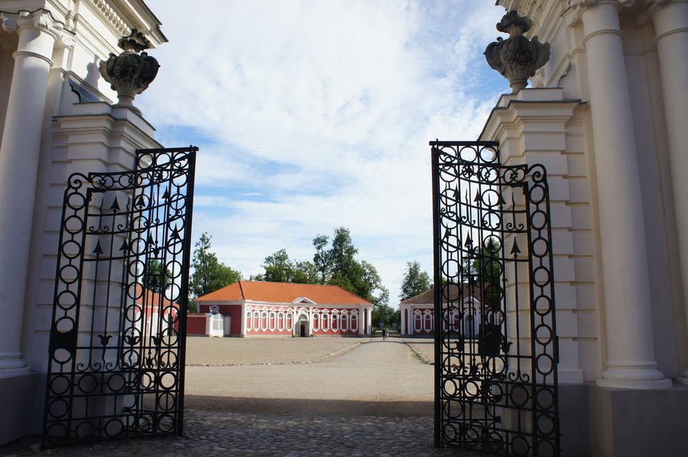 DSC04729 Рундале. Рундальский дворец  Латвия  .JPG