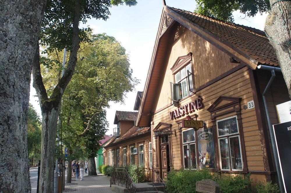 DSC05317. Паланга Старинная аптека  Литва .JPG