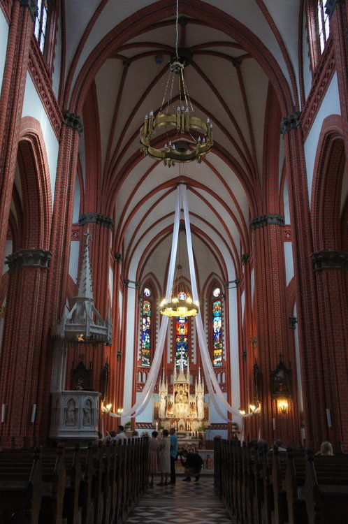 DSC05300Паланга.  костел Св. Марии. Литва .JPG
