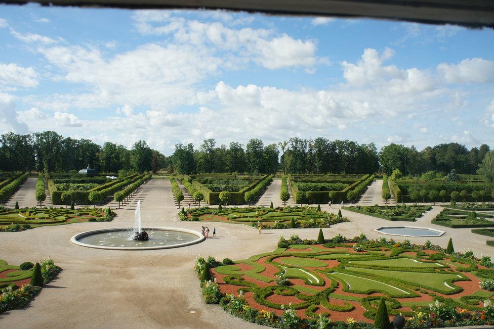 DSC04764 Рундале. Рундальский дворец  Латвия  .JPG