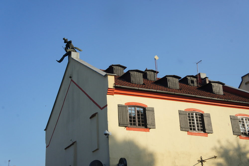 DSC05179  Клайпеда. Литва.   .JPG