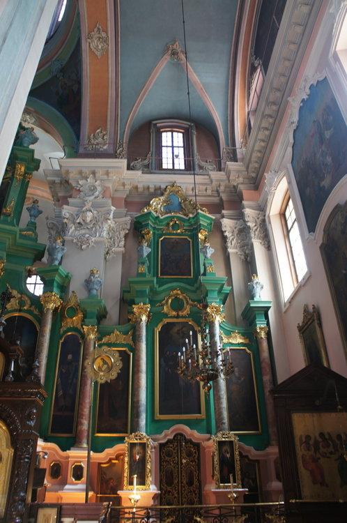 DSC04357  Вильнюс   церковь Святого Духа  .JPG