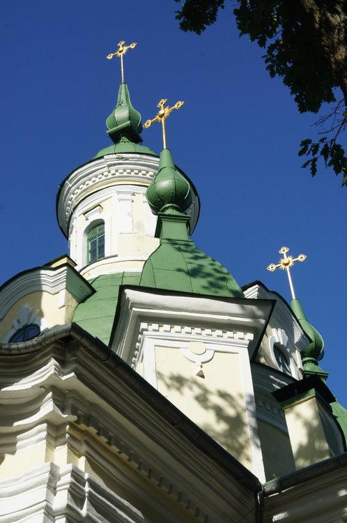DSC05071 Пярну  церковь Св. Екатерины. Эстония. .JPG