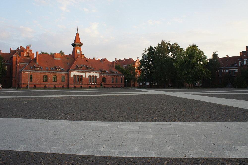 DSC05202 Клайпеда. университет  Литва.   .JPG
