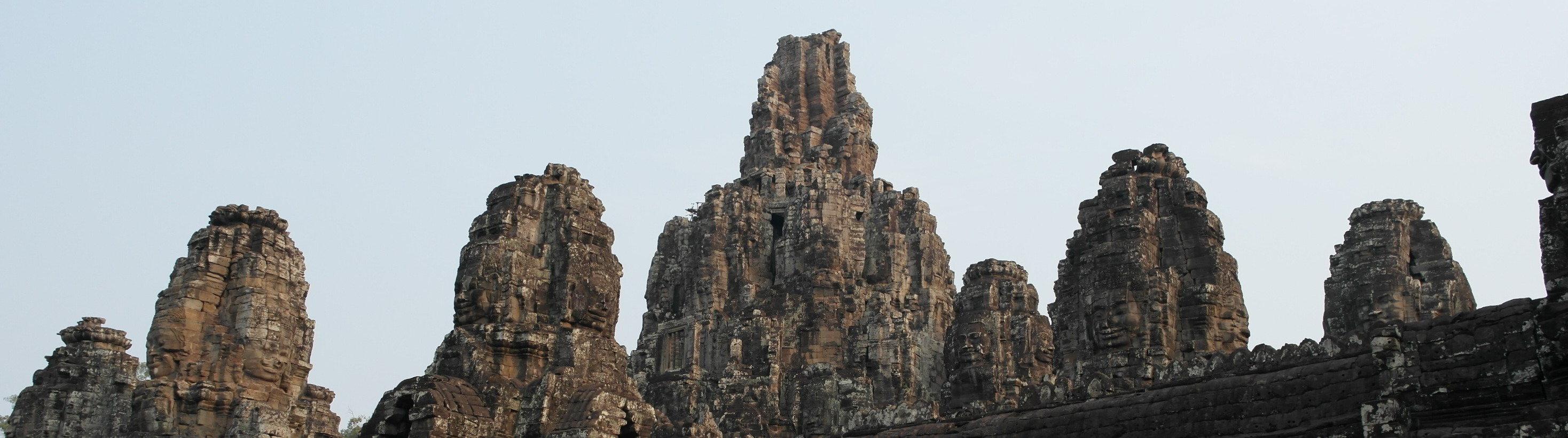 Храмы Ангкора - гордость Камбоджи, наследие кхмеров