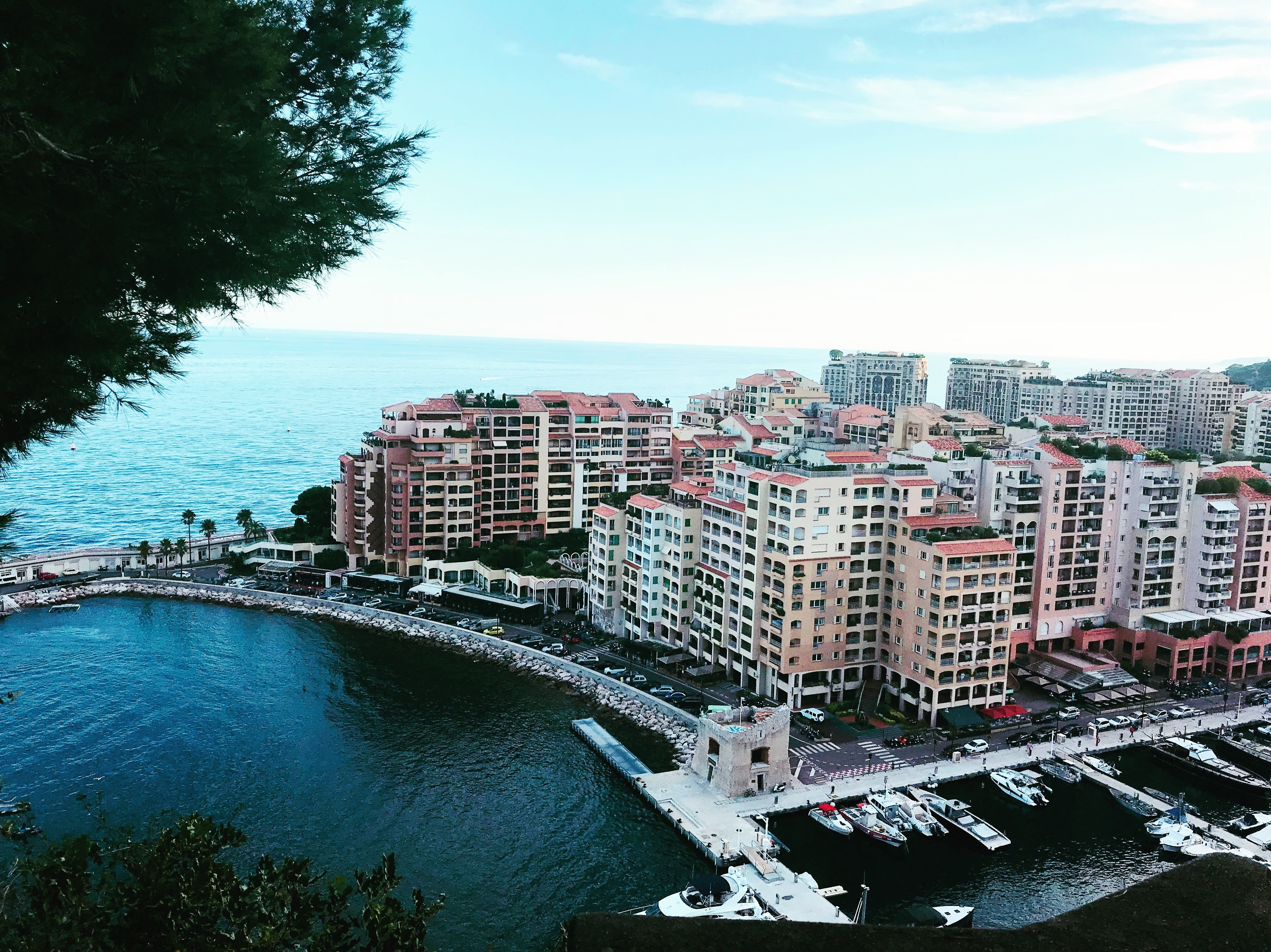 Монако 🇲🇨 чудесное и необыкновенно красивое княжество