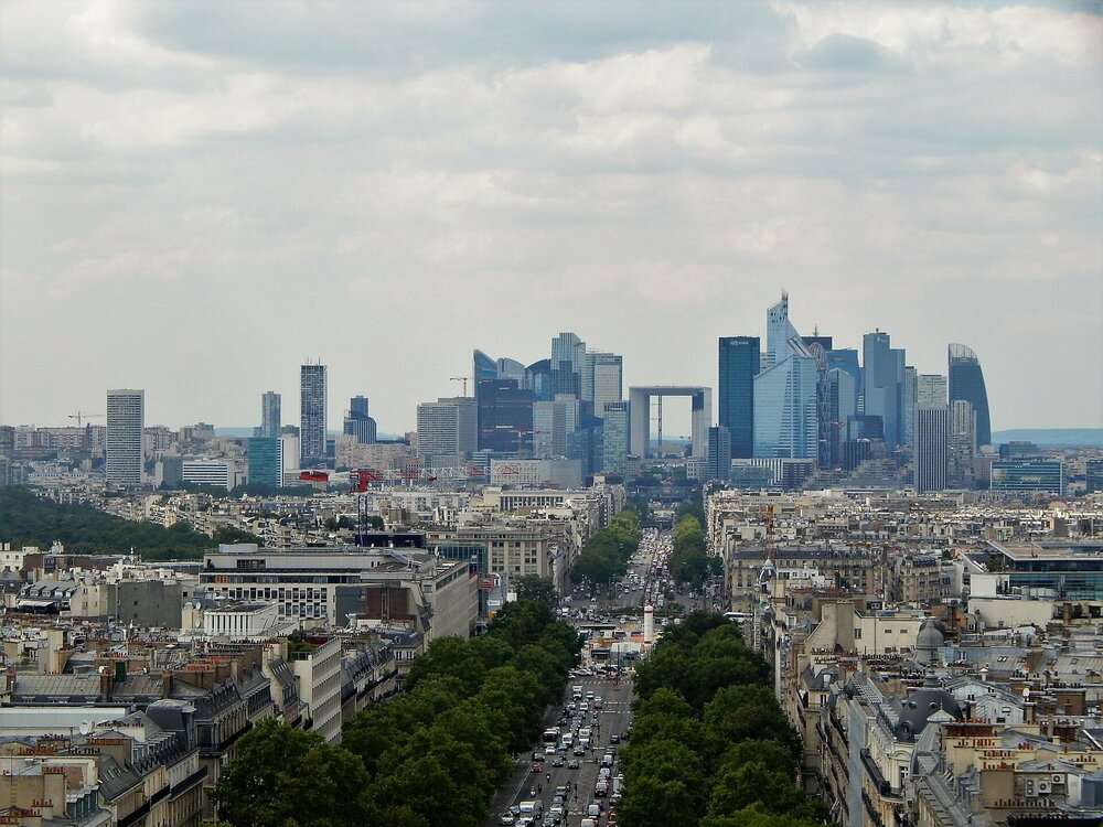 Париж Триумфальная арка 5.jpg