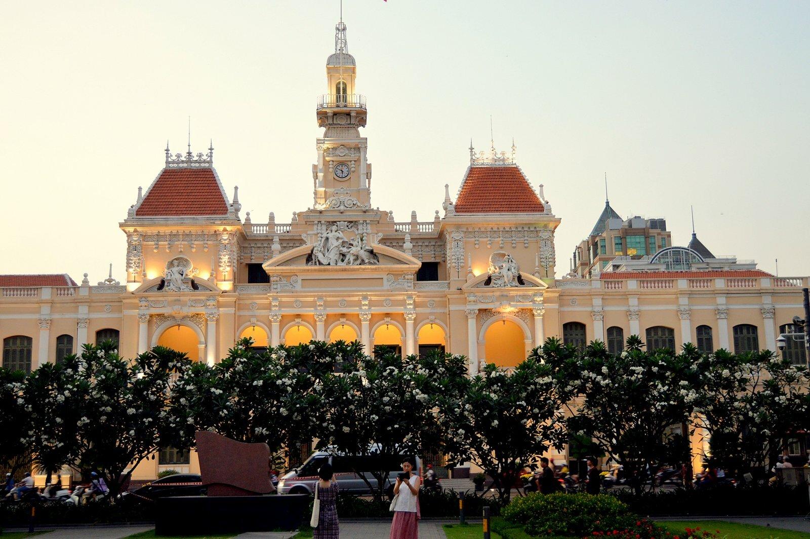 ПРОГУЛКА ПО ХОШИМИНУ (Вьетнам): понравившиеся места и впечатления (продолжение 1)
