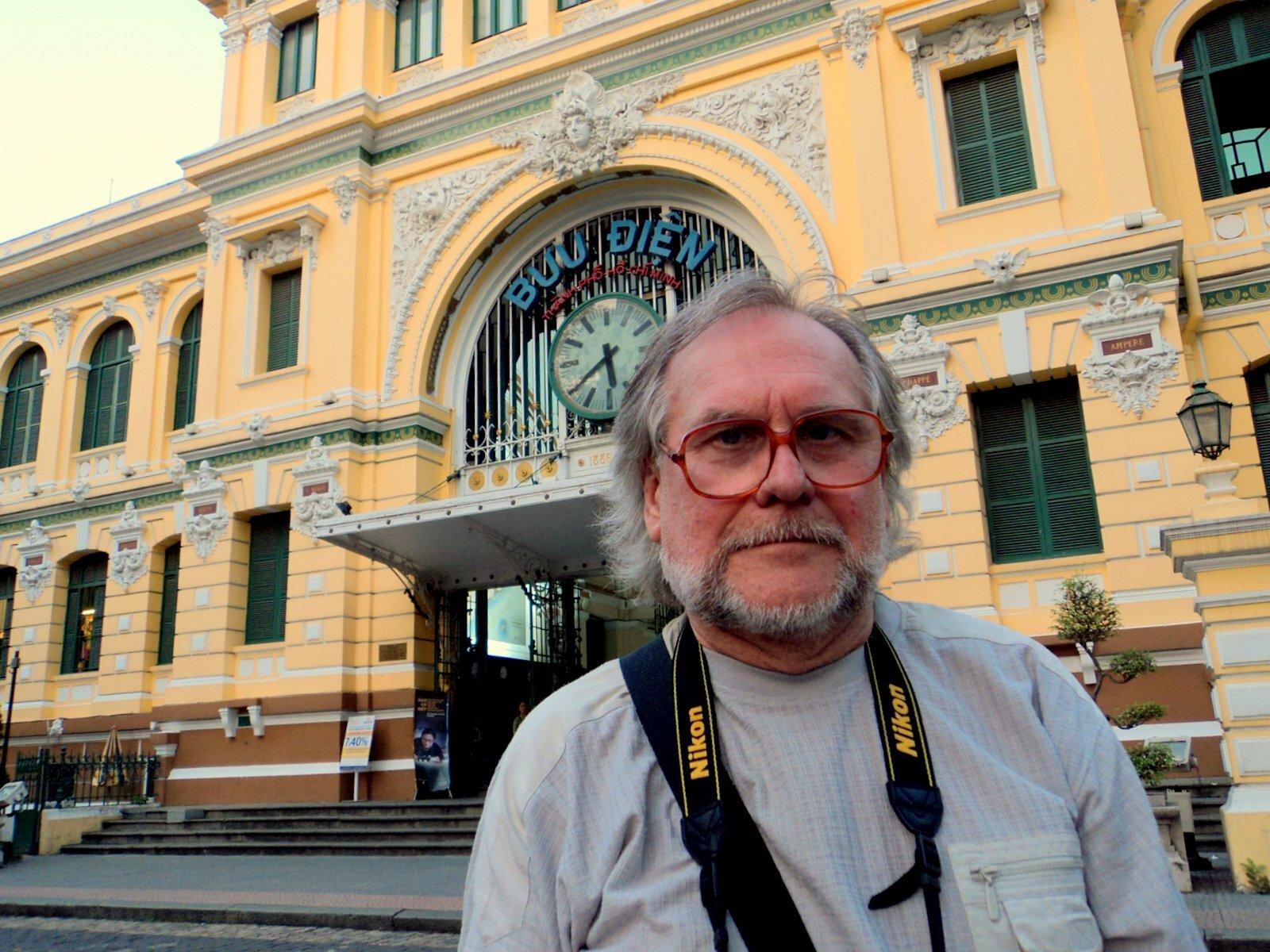 ПРОГУЛКА ПО ХОШИМИНУ (Вьетнам): понравившиеся места и впечатления