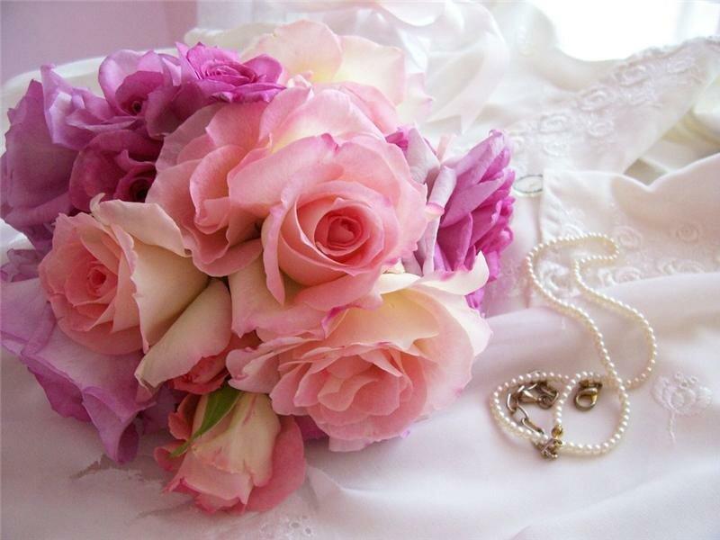 Поздравление с днем рождения женщине по розовое манто
