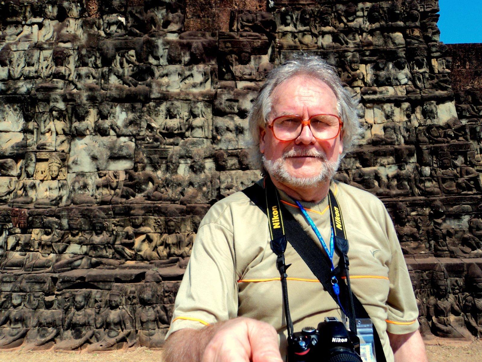 КАМБОДЖА, Ангкор-Тхом (Великая столица): Королевский Дворец, Храм Та Прохм