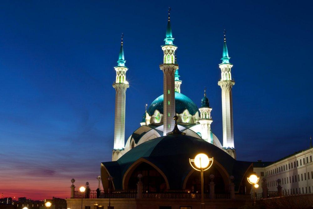 03_IMG_6476 Вечерняя Казань Мечеть Кул Шариф.jpg
