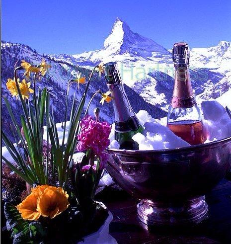 Поздравление с днем рождения гора