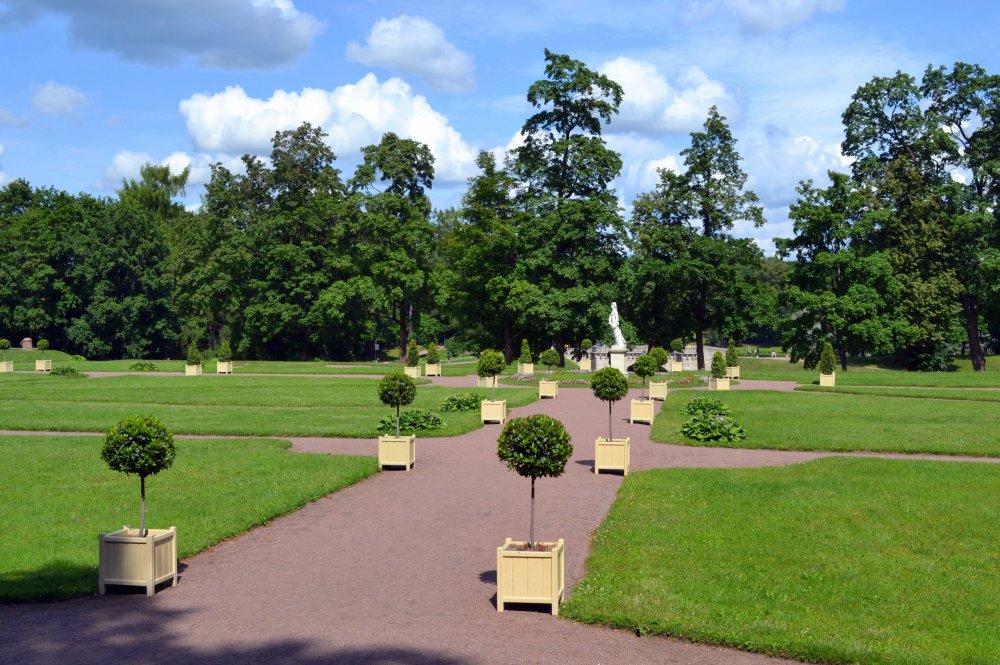 Верхние и нижние Голландские сады.JPG