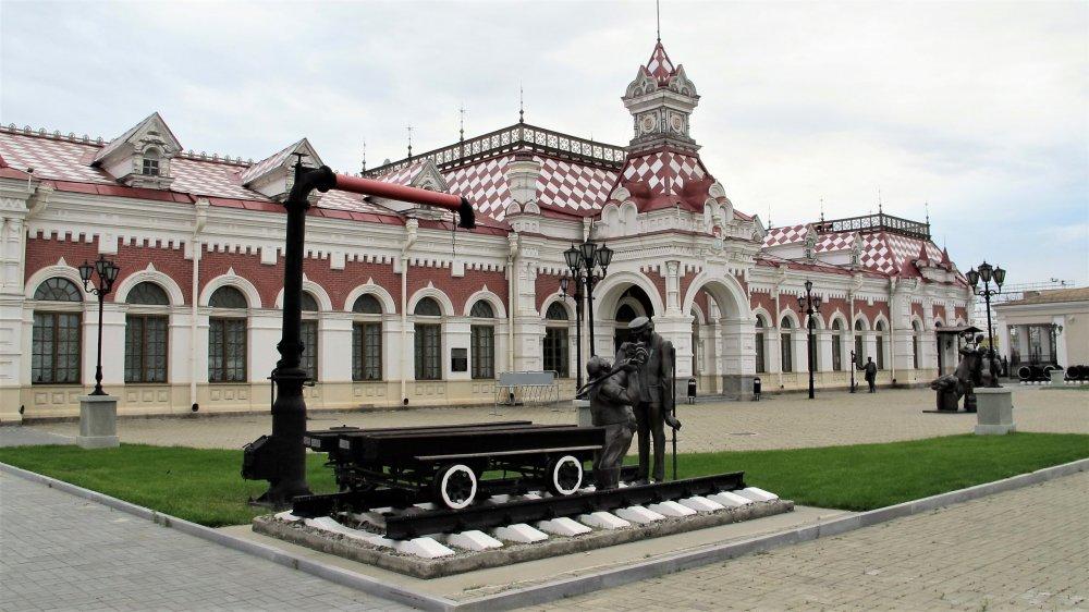 007_Музей свердловской железной дороги_Путейцы.JPG