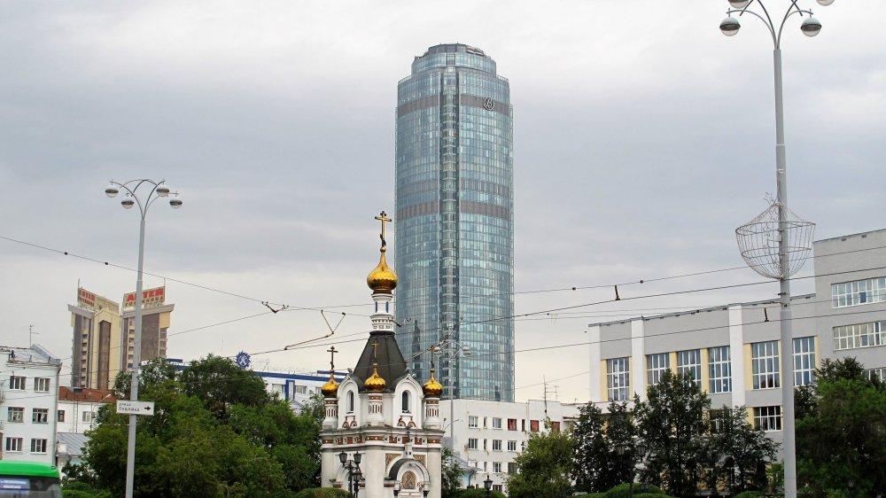 186_Проспект Ленина, вид на ТЦ Высоцкий.JPG