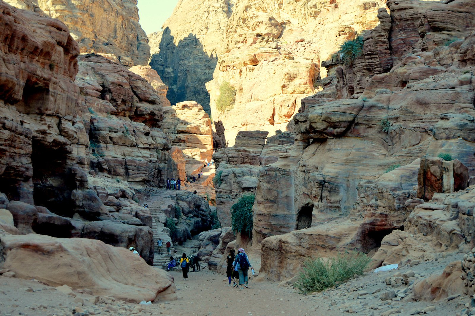 О моем увлекательном туре с 26 сентября 2019 года «11R Два берега реки Иордан», ч.2