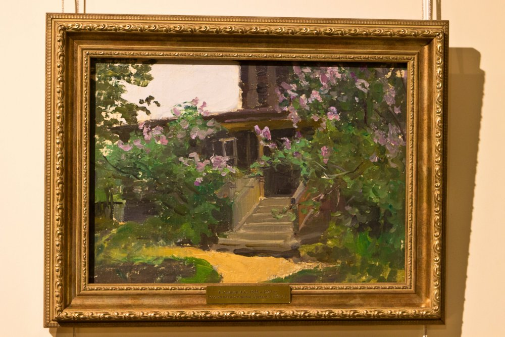IMG_9305-1 Музей Левитана Степанов Беседка под цветущими деревьями.jpg