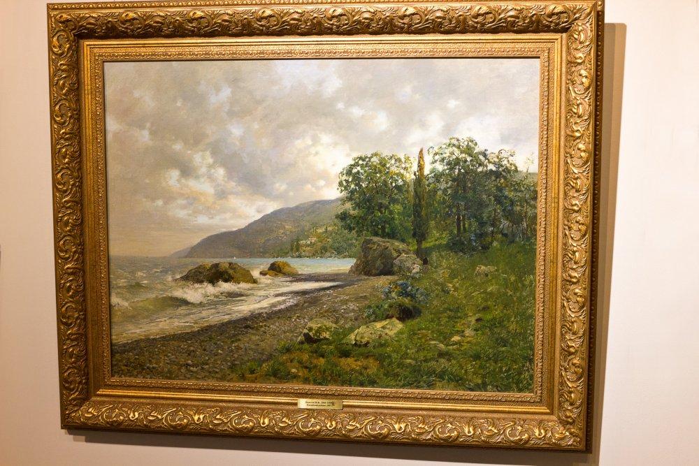 IMG_9316-1 Музей Левитана Левитан Крымский пейзаж.jpg
