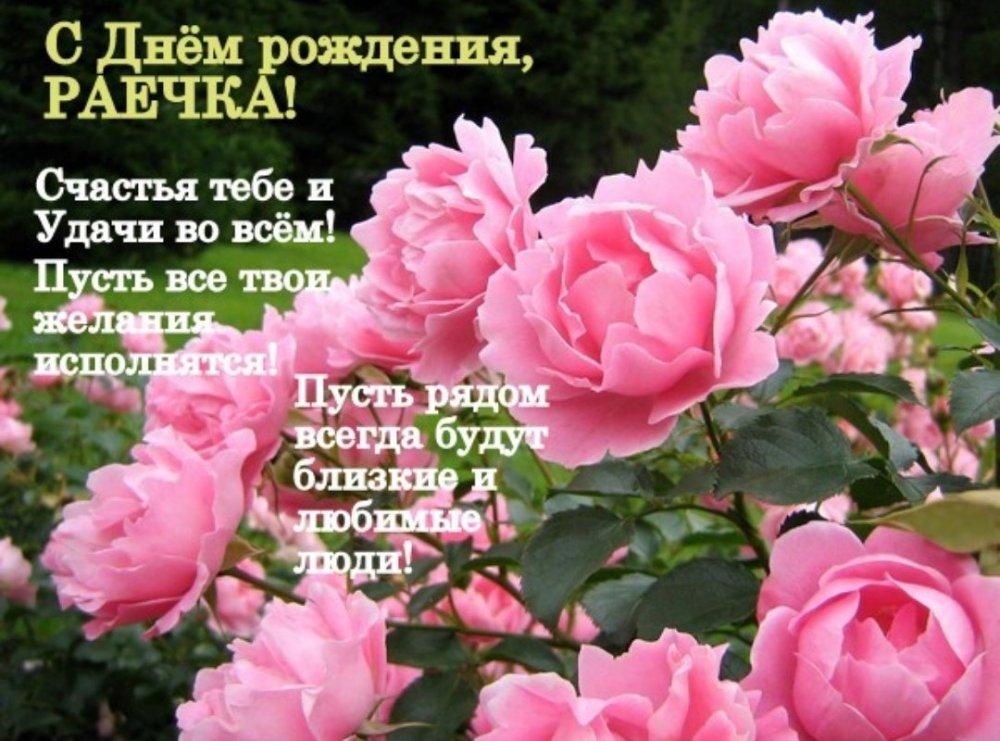 поздравить раю с днем рождения в стихах фотографию фотоэффект