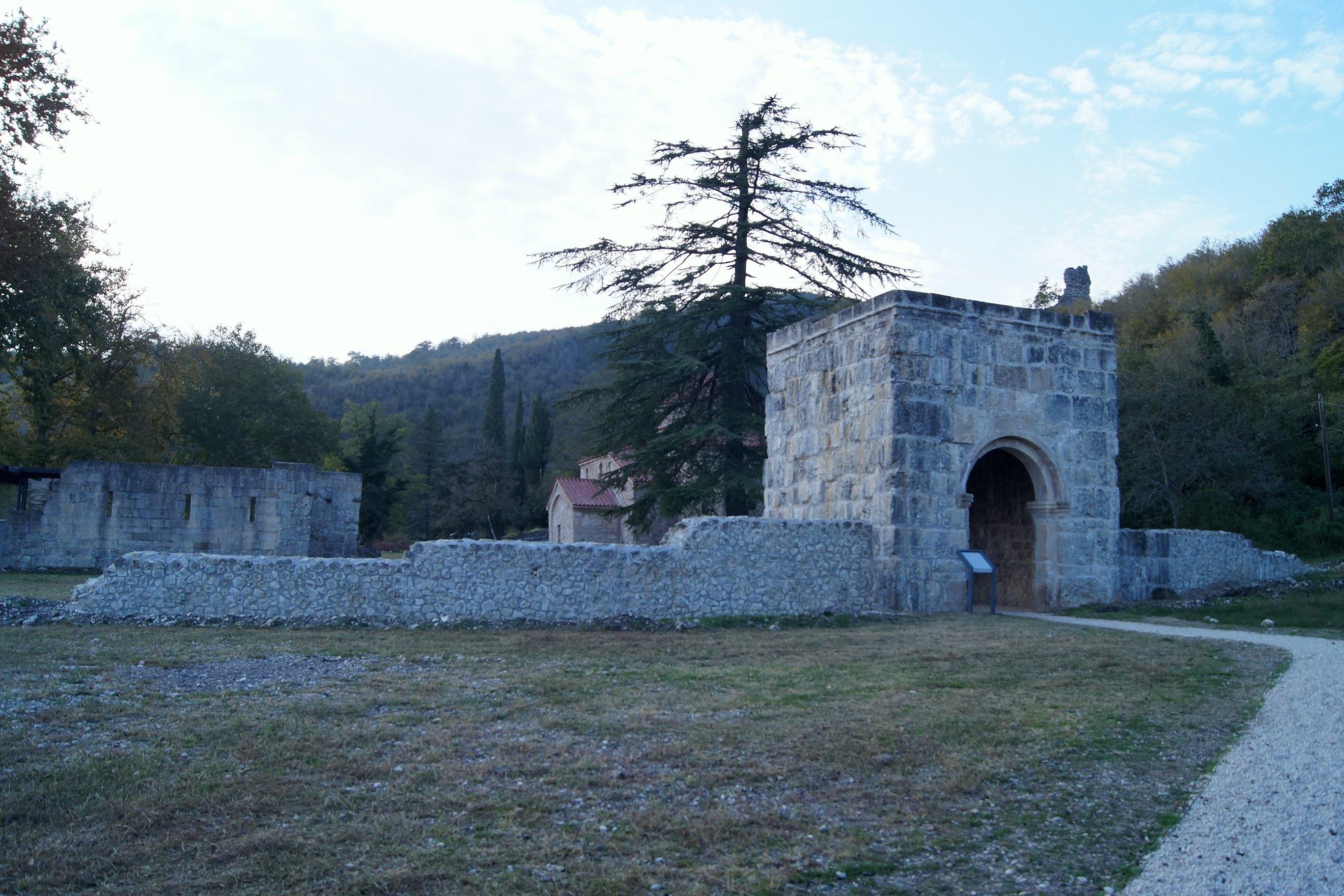 Нокалакеви-Археополис (Заметки из солнечного отпуска. День 7)