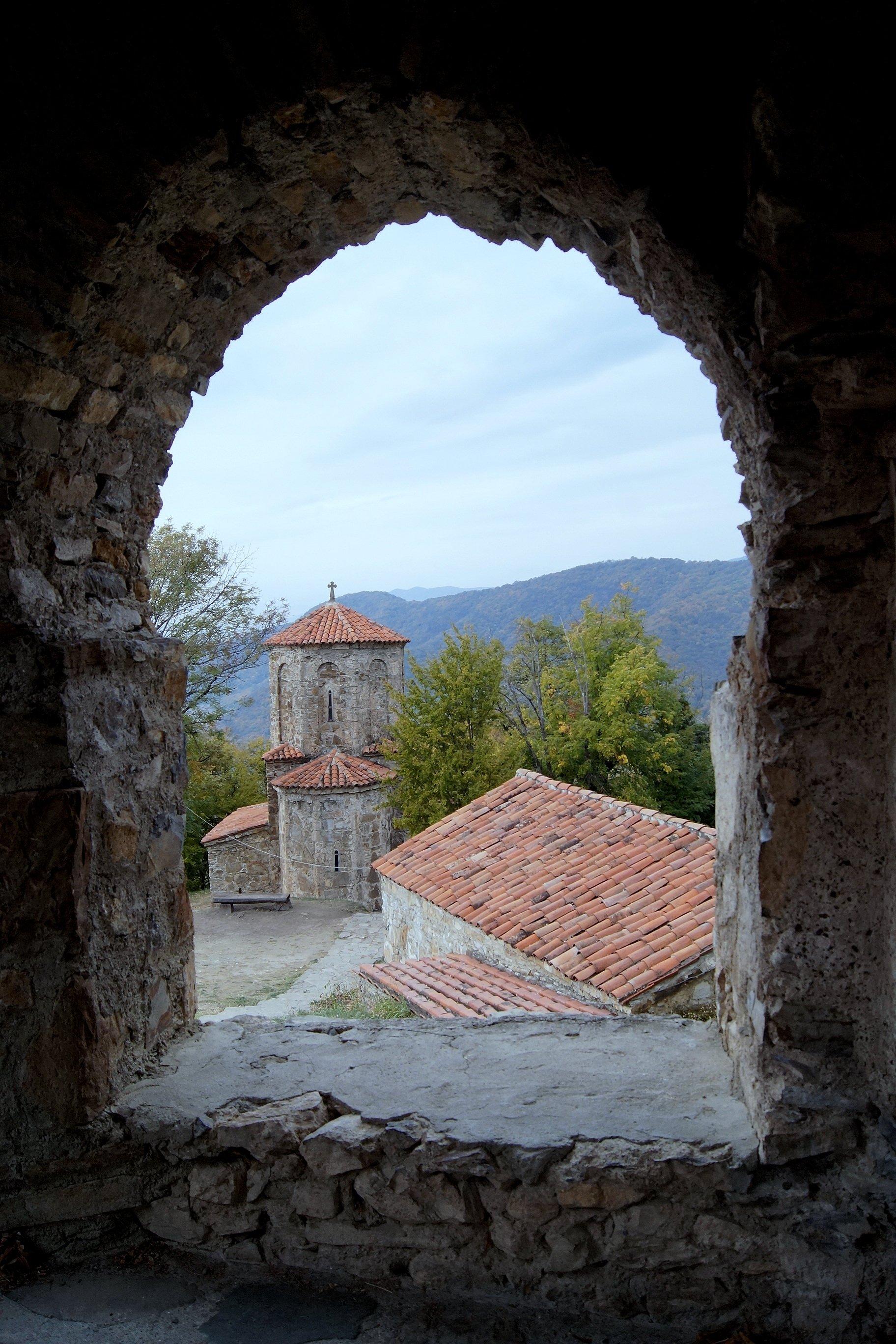 Кахетия. Монастырь Некреси (Заметки из солнечного отпуска, день 12)