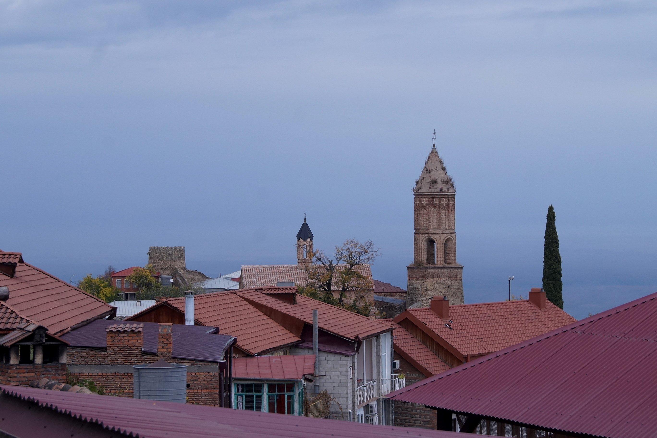 Кахетия. Немного картинок из Сигнахи (Заметки из солнечного отпуска, день 12)