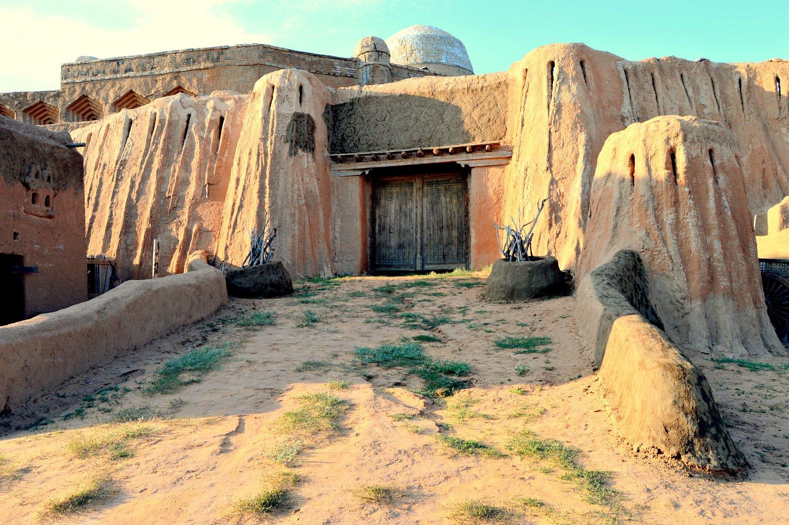 САРАЙ-БАТУ - властная столица могущественной Золотой Орды