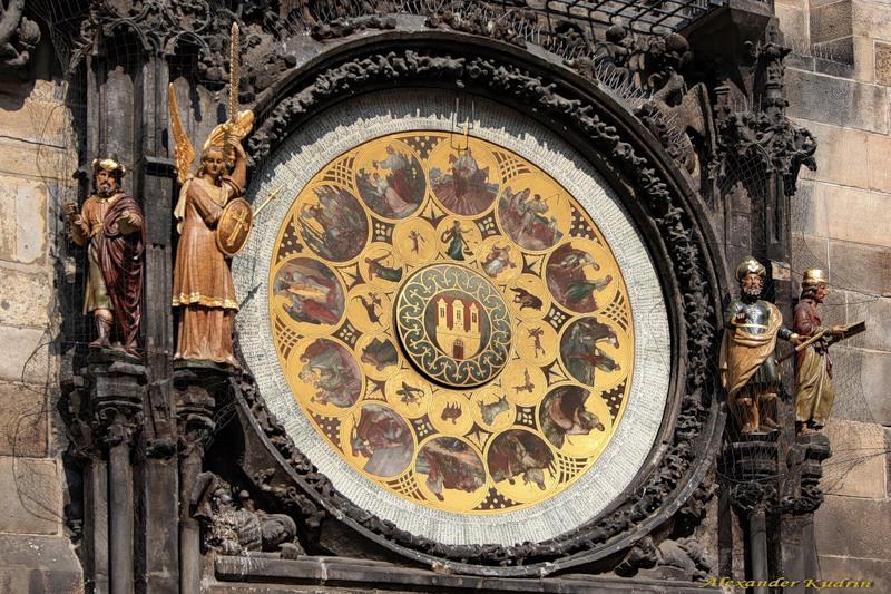механические часы средневековья картинки поняла если